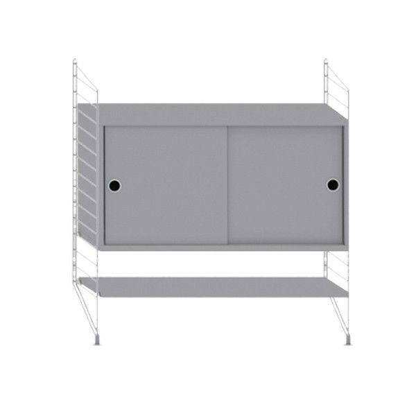 String Dressoir small, grijs