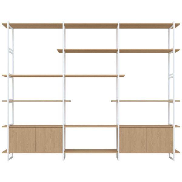 Studio HENK Modular Cabinet MC-6L wandkast 290x227
