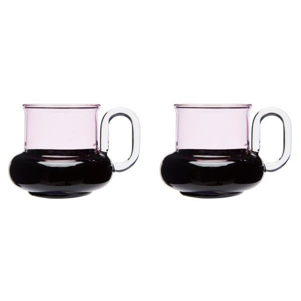Tom Dixon Bump theekop set van 2