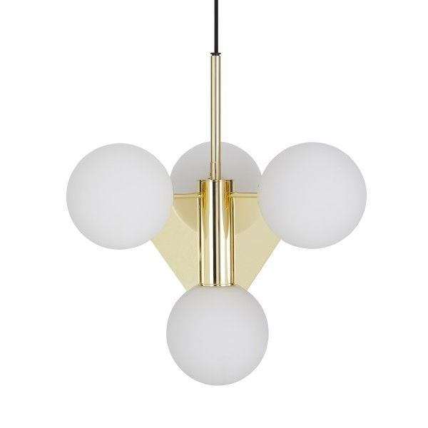 Tom Dixon Plane Short Chandelier hanglamp