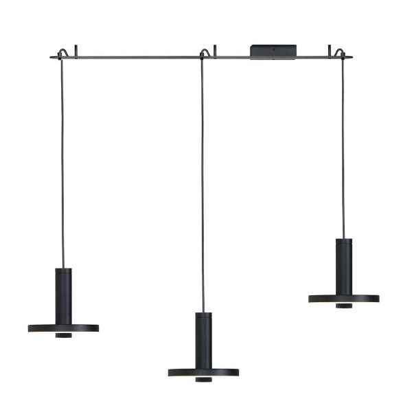 Tonone Beads hanglamp LED set van 3 linear