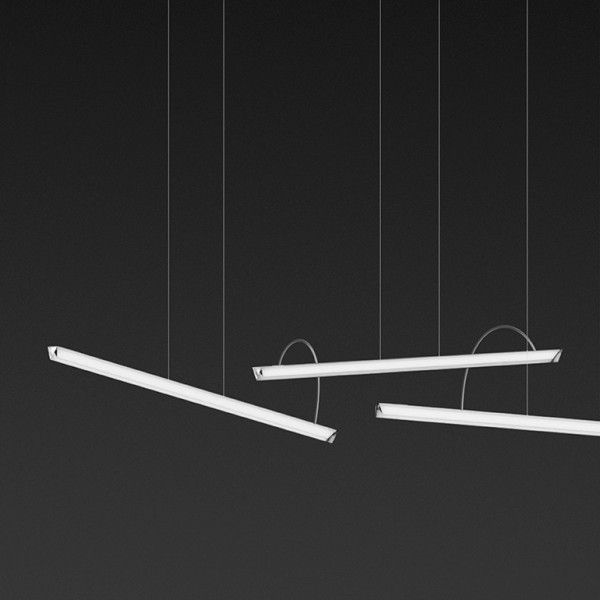 Vibia Halo Lineal 3-voudig