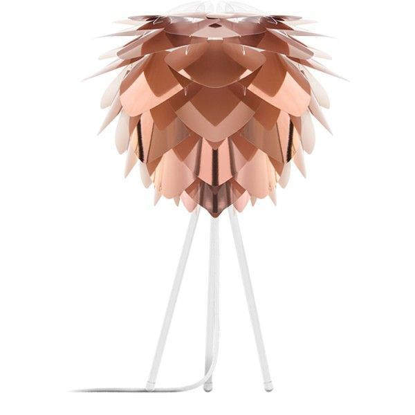 Umage Silvia Mini tafellamp met wit onderstel