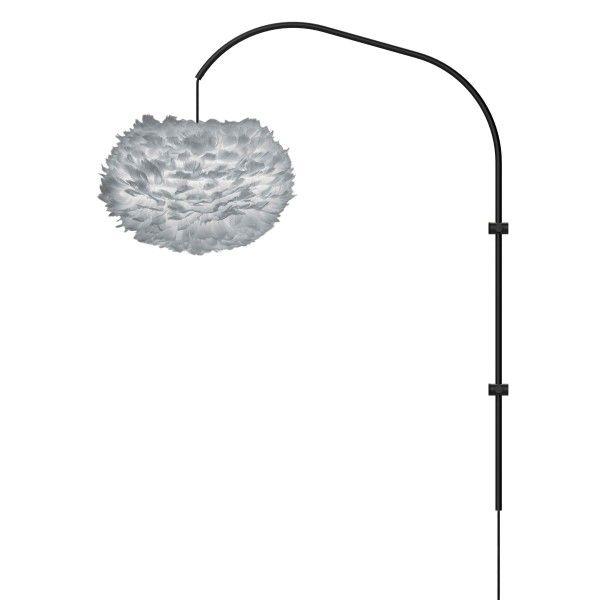 Umage Willow Single wandlamp zwart