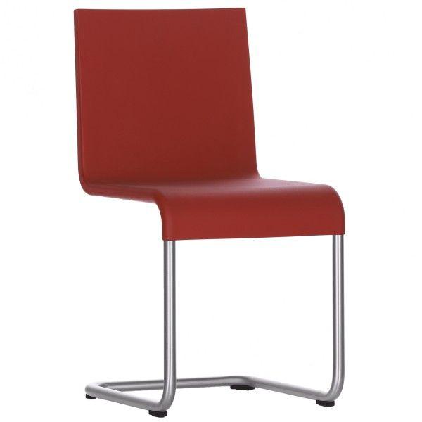 Vitra .05 stoel niet stapelbaar