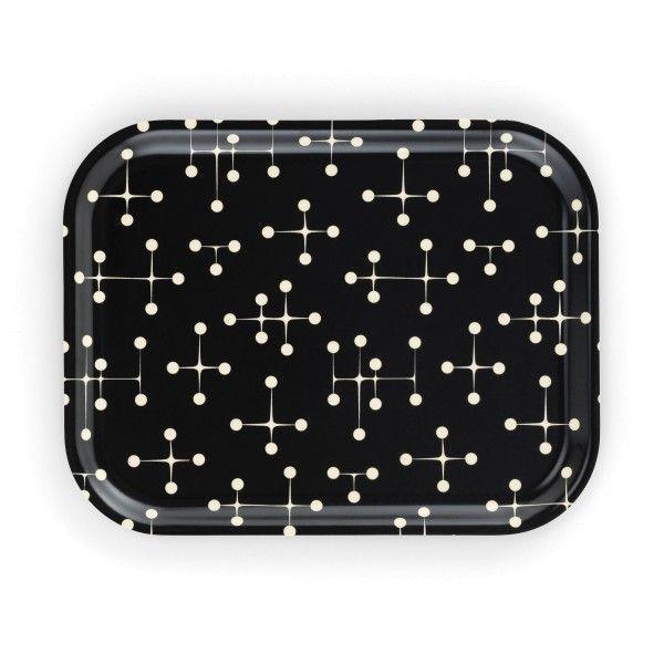 Vitra Classic Tray Dot Pattern Reverse dienblad medium