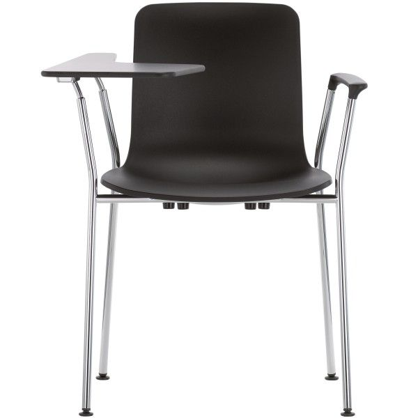 Vitra Hal Tube schrijftableau stoel