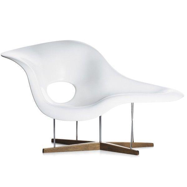 Vitra La chaise loungestoel