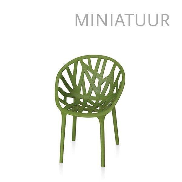 Vitra Vegetal miniatuur groen set van 3