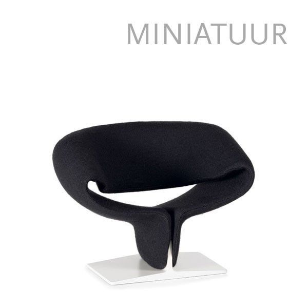 Vitra Ribbon Chair miniatuur