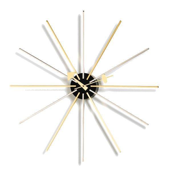 Vitra Star Clock klok