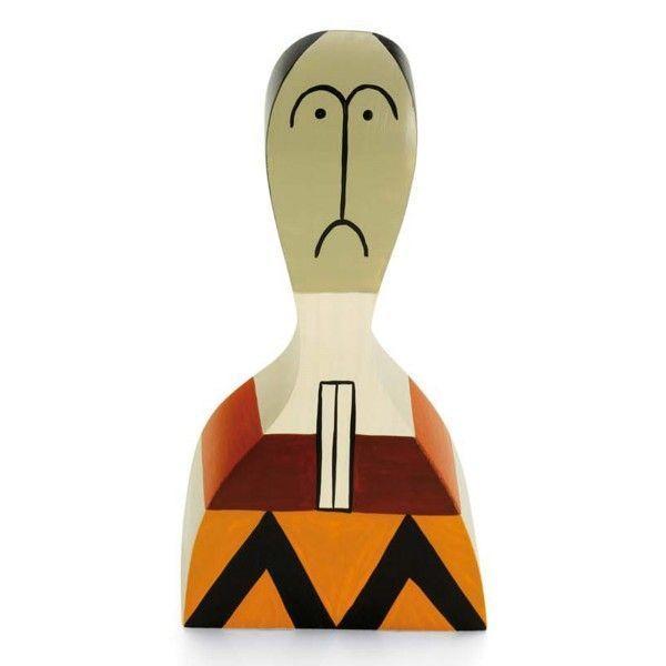 Vitra Wooden Dolls No. 17 kunst
