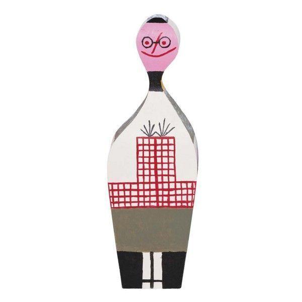 Vitra Wooden Dolls No. 8 collectors item
