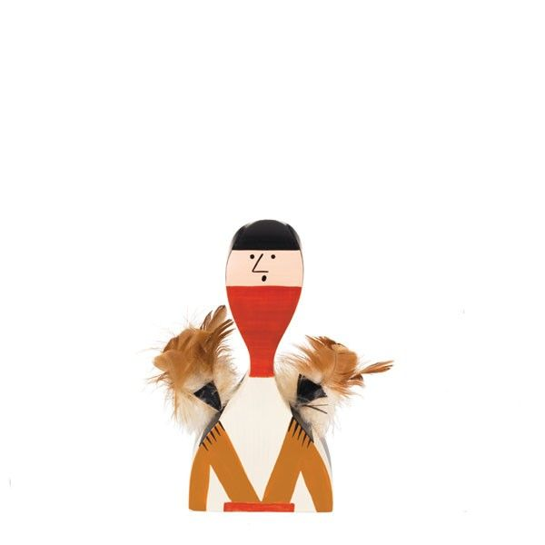 Vitra Wooden Dolls No. 10 kunst