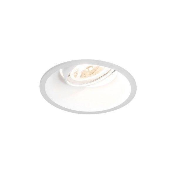 Wever Ducré Deep Adjust Recessed PAR16 plafondlamp wit