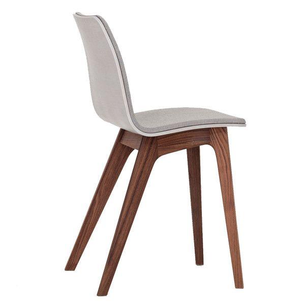 Zeitraum Morph gestoffeerde stoel Remix 123