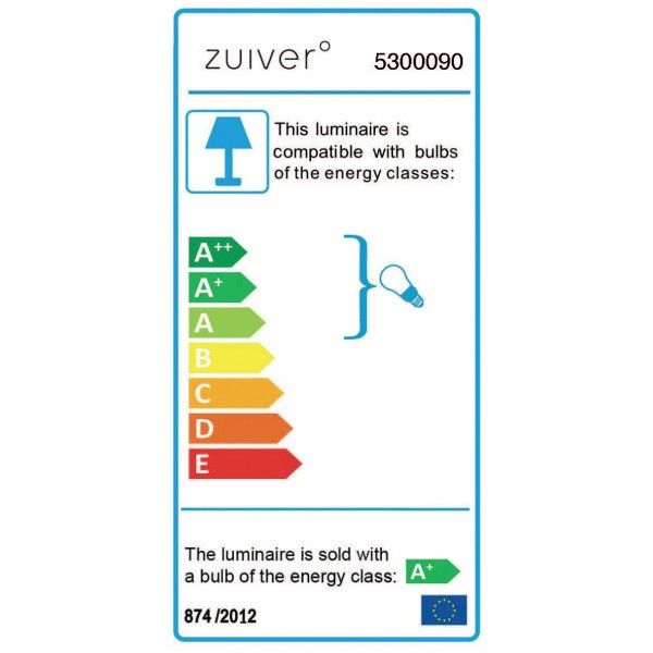 Zuiver G.T.A. hanglamp large