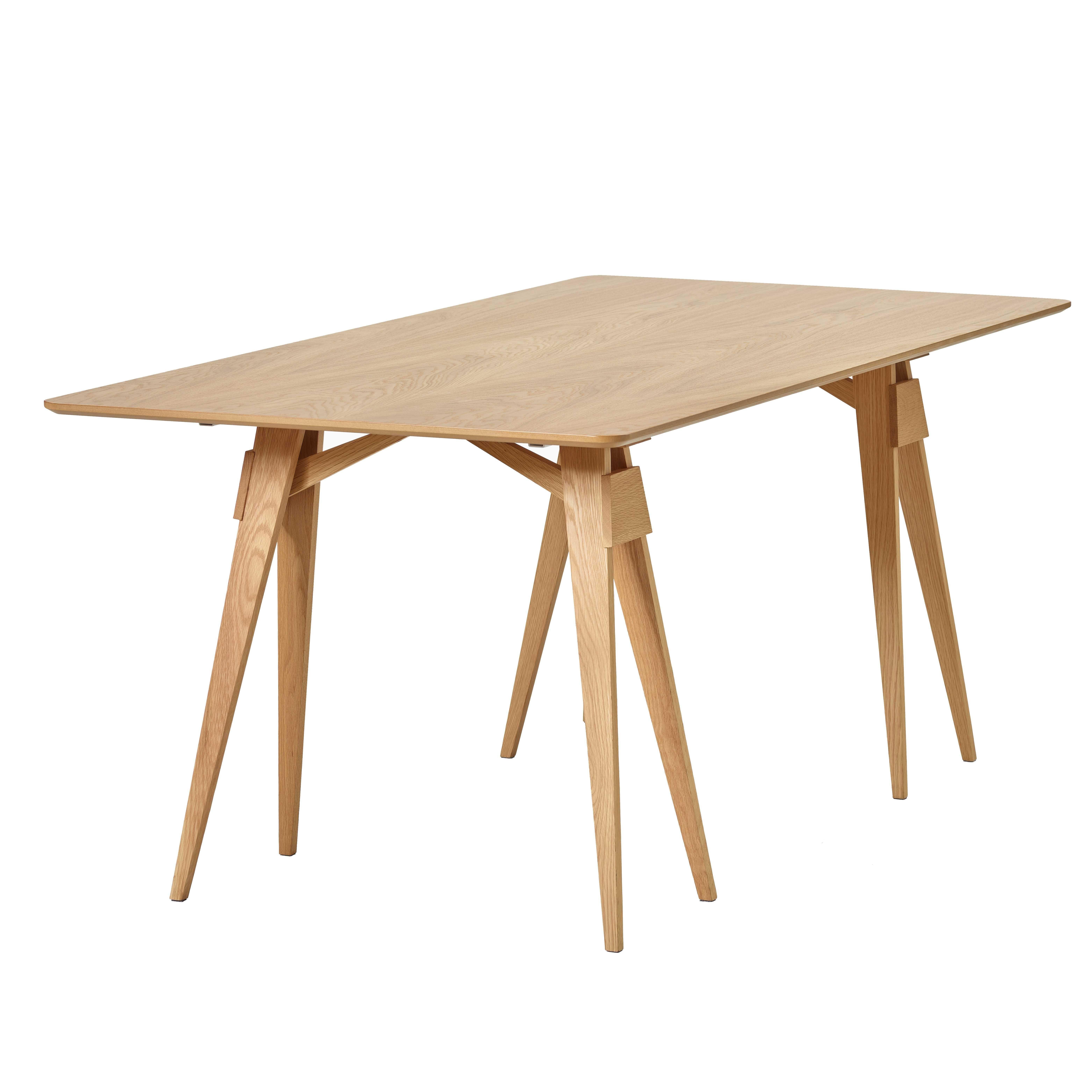 Salontafel Zweeds Design.Design House Stockholm Arco Tafel Eiken 182x91 Cm Flinders