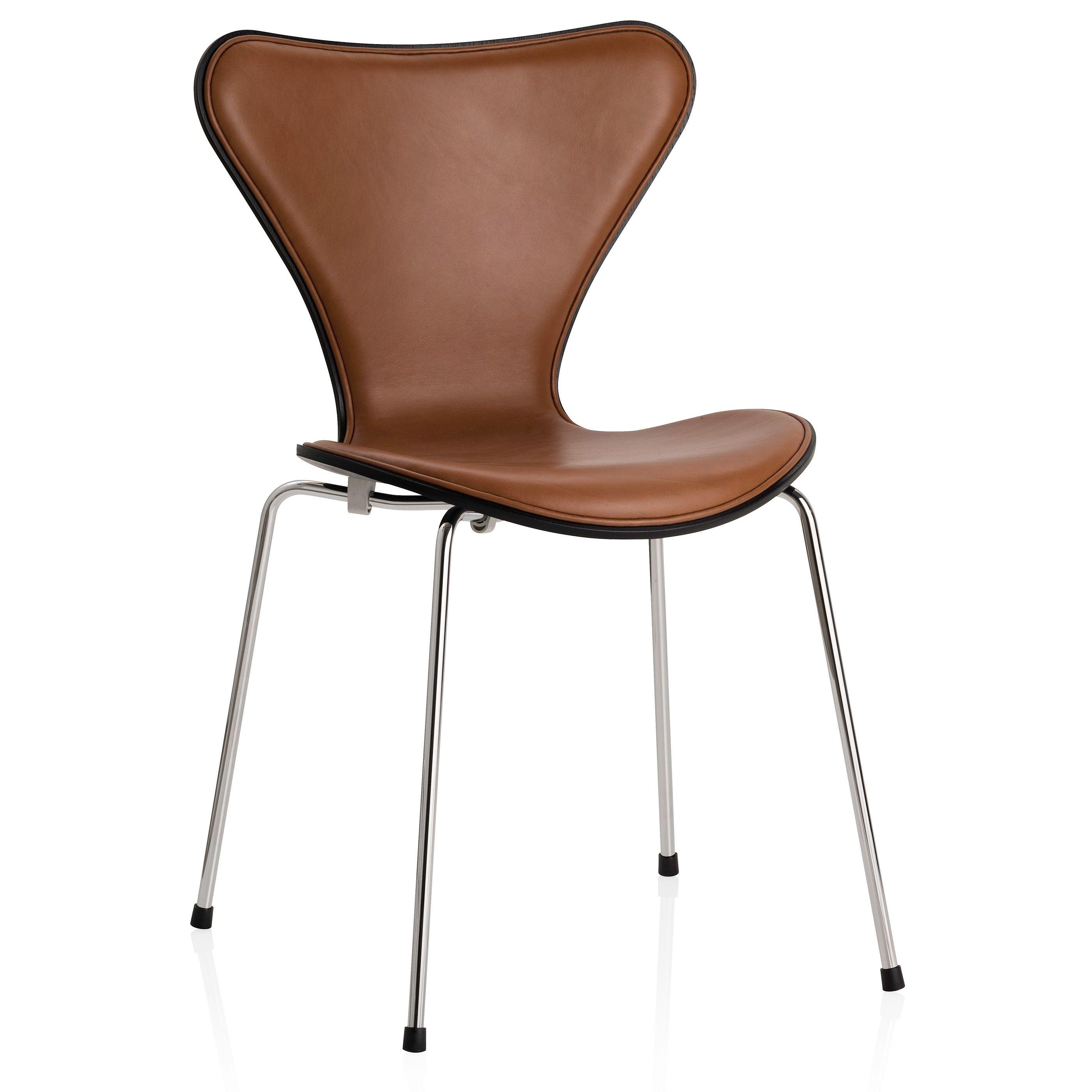 Vlinder Bureaustoel Arne Jacobsen.Fritz Hansen Vlinderstoel Series 7 Stoel Front Upholstery