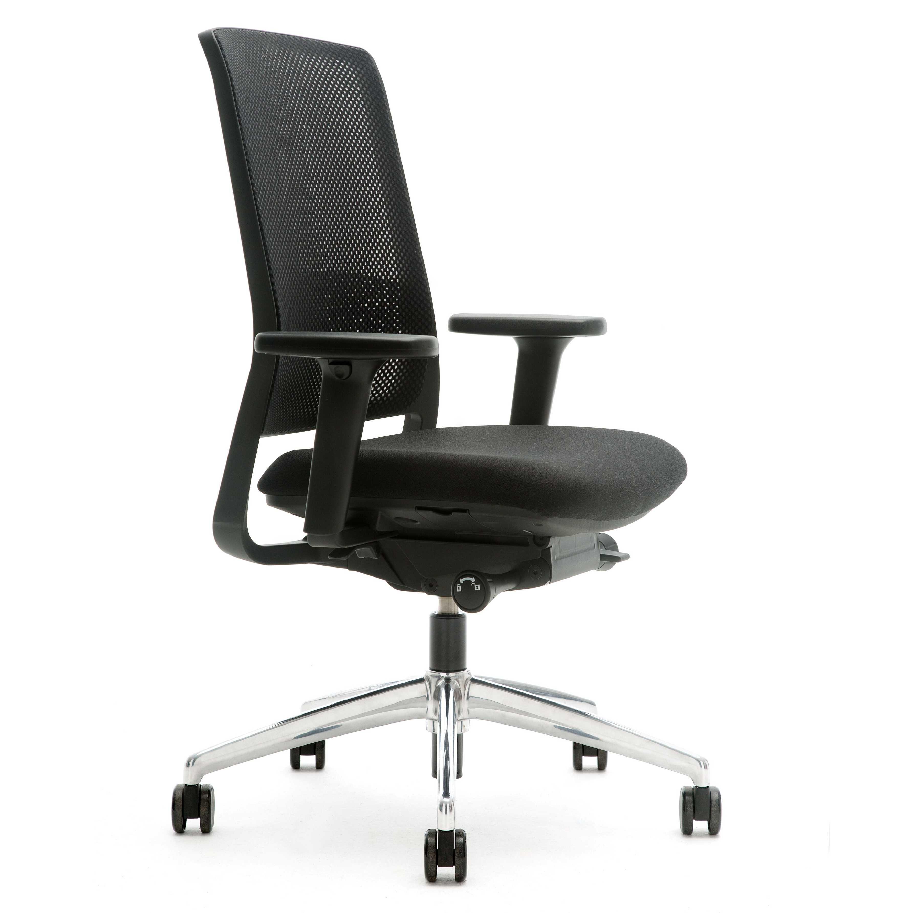 Gispen Zinn Bureaustoel.Gispen Zinn Smart Bureaustoel Flinders Verzendt Gratis
