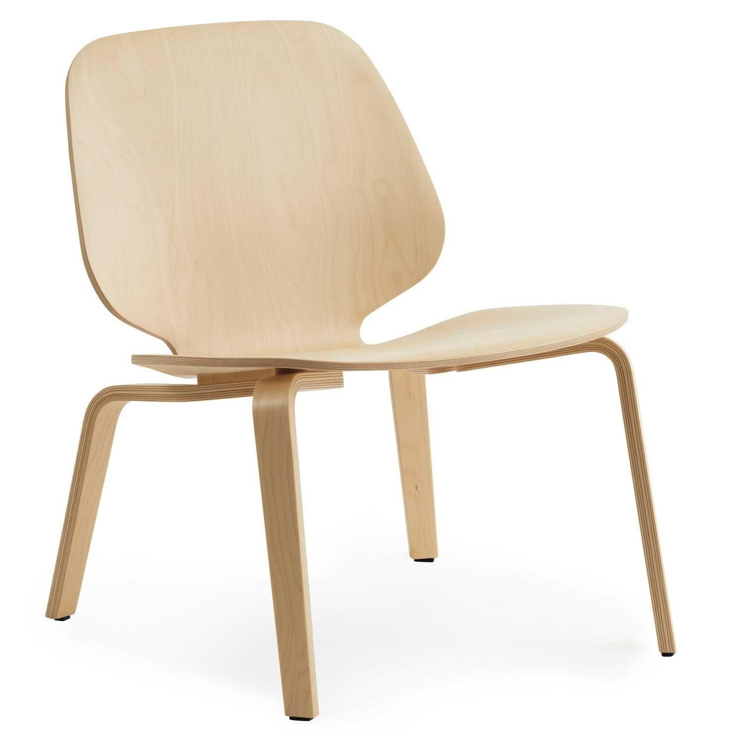 Houten Lounge Stoel Buiten.Normann Copenhagen My Chair Lounge Stoel Hout Flinders Verzendt