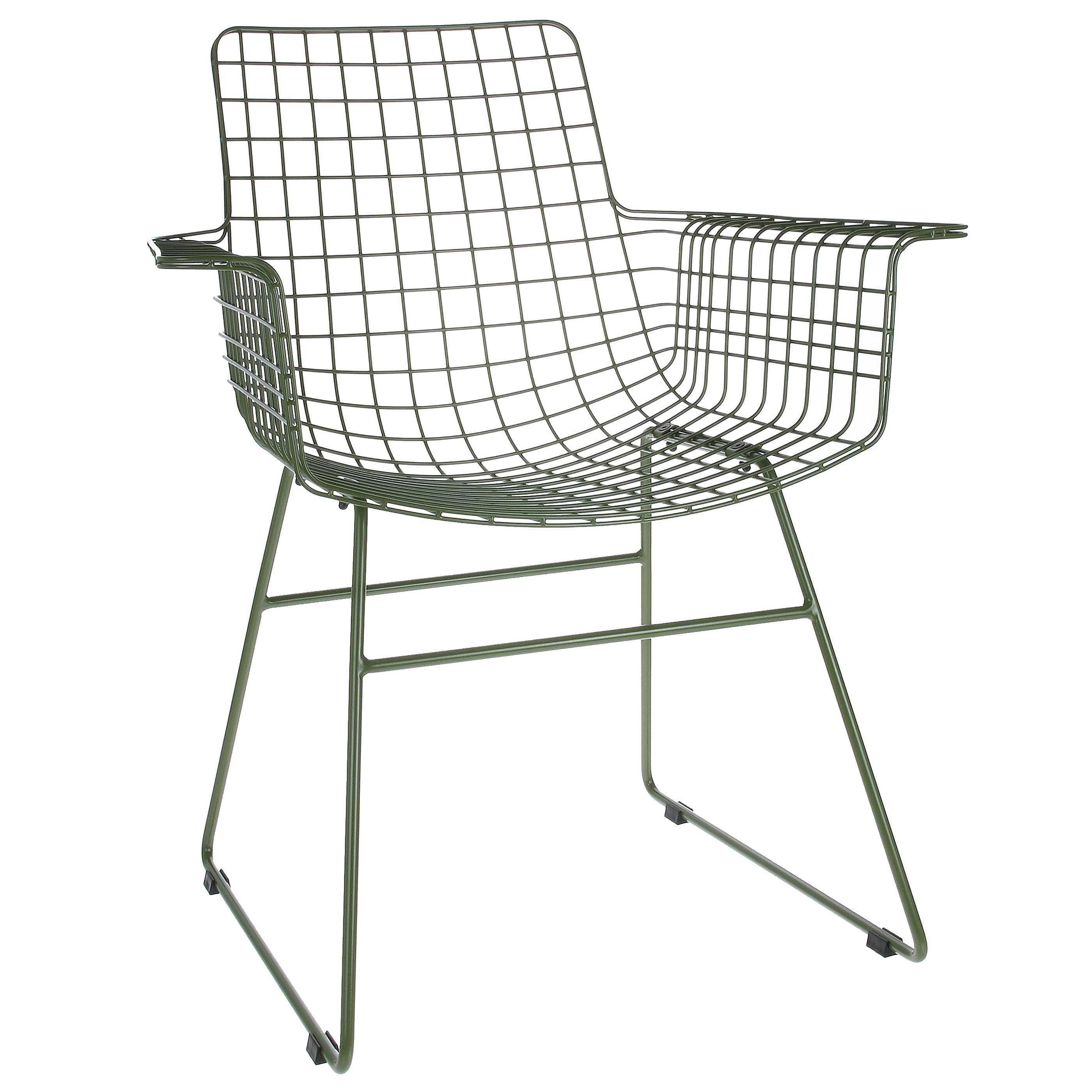 HKliving Wire Armchair stoel | FLINDERS