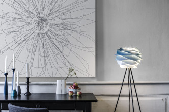 Umage Carmina Mini hanglamp met zwart snoer
