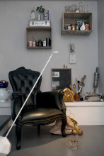 Moooi Smoke Chair fauteuil
