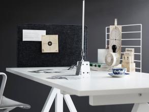 String Furniture Fabric Screen