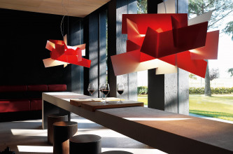 Foscarini Big Bang hanglamp LED dimbaar