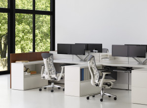 Herman Miller Embody bureaustoel