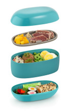 Alessi Food a porter lunch box