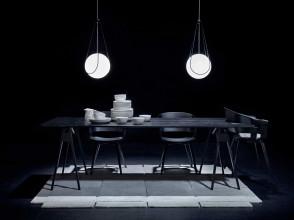 Design House Stockholm Arco tafel eiken 182x91 cm