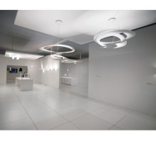 Artemide Pirce Sospensione hanglamp LED 3000K - zacht wit