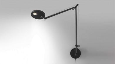 Artemide Demetra Parete wandlamp LED antraciet grijs 2700K - warm wit