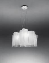 Artemide Logico Mini Sospensione 3x120 hanglamp
