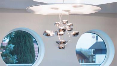Artemide Mercury Mini Sospensione hanglamp LED 2700K