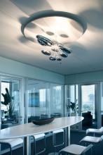 Artemide Mercury Soffitto plafondlamp LED 2700K - warm wit
