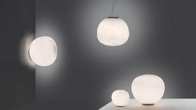 Artemide Meteorite 15 Parete wandlamp LED