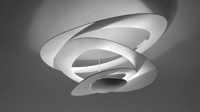 Artemide Pirce Mini Soffitto plafondlamp LED 3000K - zacht wit