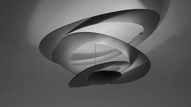 Artemide Pirce Soffitto plafondlamp LED 3000K - zacht wit