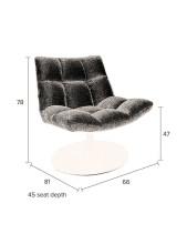 Dutchbone Bar fauteuil