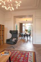 Fritz Hansen Join FH61 salontafel 130x50