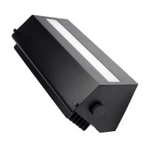 DCW éditions Biny Box 3 wandlamp LED met switch