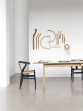 Carl Hansen & Son CH327 uitschuifbare tafel 248x95