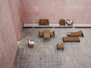 Carl Hansen & Son BK11 indoor-outdoor fauteuil