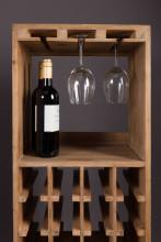 Dutchbone Claude wijnrek