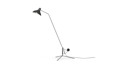 DCW éditions Lampe Mantis BS1 vloerlamp
