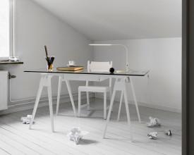 Design House Stockholm Arco bureau essen