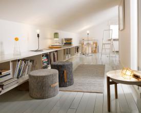 Design House Stockholm Björk kruk large